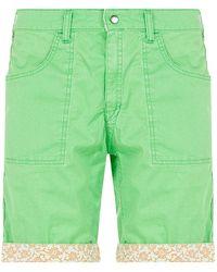 Jacob Cohen Reversible Shorts - Lyst