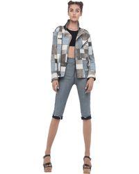 Norma Kamali | Moto Jacket | Lyst