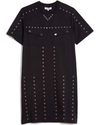 Opening Ceremony | Studded T-shirt Dress | Lyst