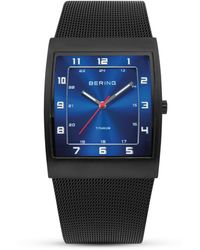 Bering - Classic Square Watch, 33mm - Lyst