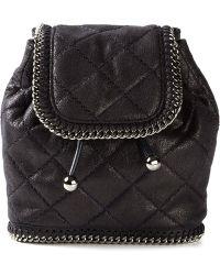 Stella McCartney Falabella Backpack - Lyst