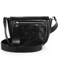 Marc By Marc Jacobs Luna Studded Crossbody Bag - Lyst