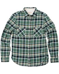 Alex Mill Plaid Button Down Shirt - Lyst