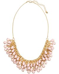 H&M Necklace With Pendants gold - Lyst