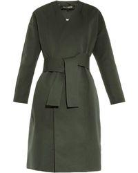 Ter Et Bantine - Wrap-over Kimono Jacket - Lyst