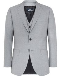 Aquascutum Three Piece Cartwright Arkwell Suit - Lyst