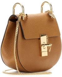 chlo bags - chloe drew small python and leather shoulder bag, replica chloe