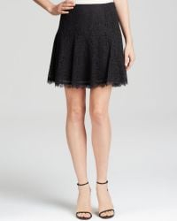 Joie Skirt - Maika Lace Fit and Flare - Lyst