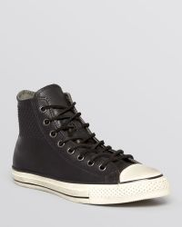 Converse By John Varvatos All Star Embossed Studded High Top Sneakers - Lyst