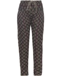 Ace & Jig - Bazaar Textured-cotton Trousers - Lyst