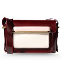 Mary Katrantzou Small Leather Bag - Lyst