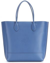 Mulberry - Blossom Leather Shopper - Lyst