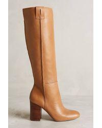 Sam Edelman Brown Foster Boots - Lyst