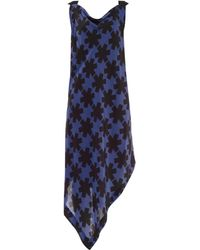 Vivienne Westwood Anglomania Revival Asterisk-Print Dress - Lyst