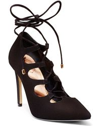 B Brian Atwood | Pavia Ghillie Pumps | Lyst
