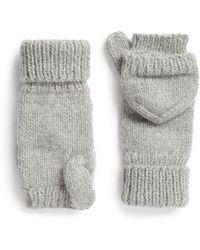 Eugenia Kim Martine Alpaca Convertible Fingerless Gloves - Lyst