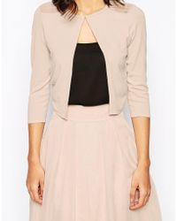 Coast - Mab Cover Up Cardigan - Lyst