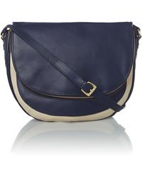 Linea Weekend - Kirstin Saddle Bag - Lyst