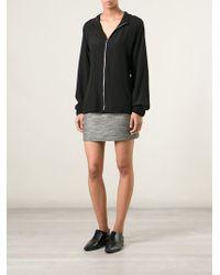 Stella McCartney Hooded Jacket - Lyst