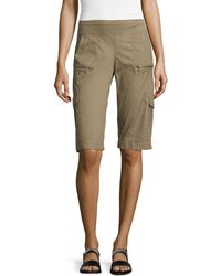 XCVI - Bermuda Cargo Shorts - Lyst