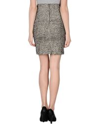 Gio Guerreri - Mini Skirt - Lyst