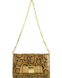 Ivanka Trump Blair Shoulder Clutch - Lyst