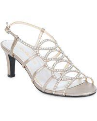 Caparros - A-list Sandal Heels - Lyst