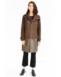 Shades of Grey by Micah Cohen - Double Layer Jacket - Lyst