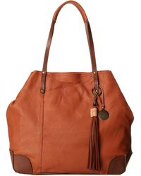 Will Leather Goods O Adeline Tote - Lyst