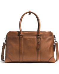 Coach Bleecker Day Bag in Leather - Lyst