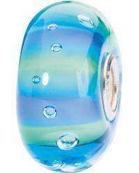 Trollbeads - Glass Seabed Striped Bead - Lyst