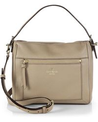 Kate Spade Small Harris Shoulder Bag - Lyst
