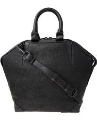 Alexander Wang Small Emile with Matte Black - Lyst
