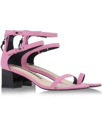 Kat Maconie Sandals pink - Lyst