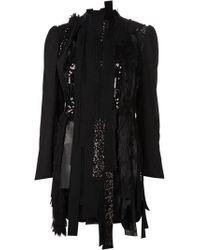 Junya Watanabe Embellished Jacket - Lyst