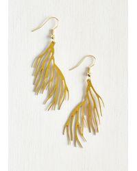Beijo Brasil - Coral Captivation Earrings - Lyst