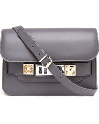 Proenza Schouler Ps11 Classic Leather Satchel - Lyst
