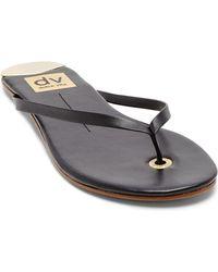 DV by Dolce Vita Flip Flop Sandals - Derika - Lyst