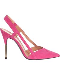 Roland Mouret Rapace Pointed High Heel - Lyst
