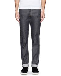 Givenchy B Cotton Jeans - Lyst