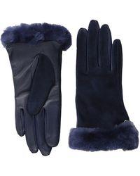 Ugg Classic Suede Smart Glove 14 - Lyst