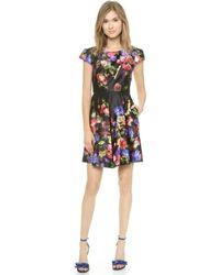 Milly Monroe Dress - Multi - Lyst
