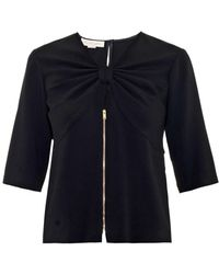 Stella McCartney Simone Cady Top - Lyst