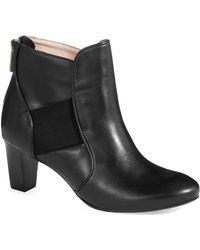Taryn Rose Dwayne Ankle Boot - Lyst