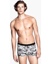 H&M 3pack Boxer Shorts - Lyst
