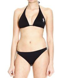 Polo Ralph Lauren Beachwear Bikini Triangle Large Pony - Lyst