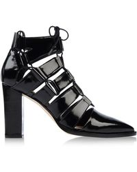 Loeffler Randall Ankle Boots - Lyst