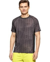 Calvin Klein Ck Performance By Sonic Wave T-Shirt - Lyst