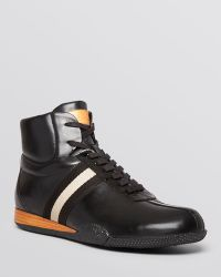 Bally Frendy High Top Sneakers - Lyst