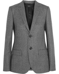 J.Crew Collection Ludlow Houndstooth Wool Blazer - Lyst